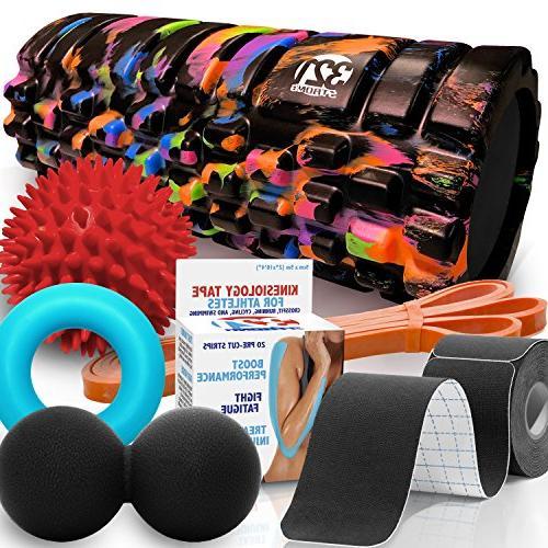 foam roller combo kit