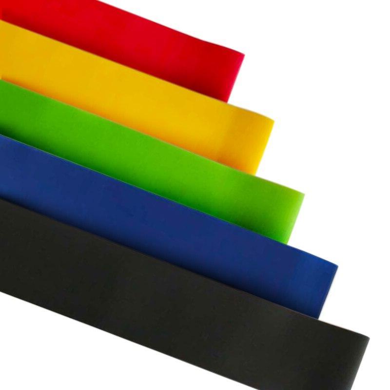Fitness <font><b>Set</b></font> Loop <font><b>Bands</b></font> For Fitness Gum Rubber Training