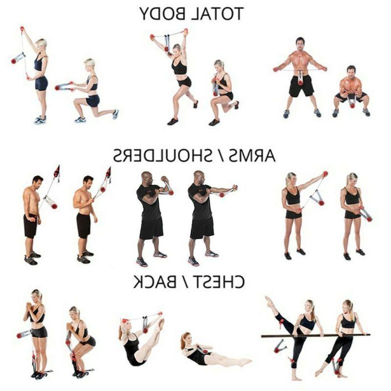 Full Body Training Exercise