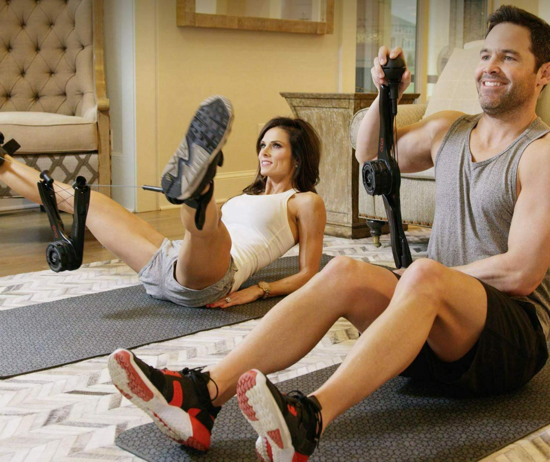 Full Body Gym Training Equipment Exercise Fitness Easy