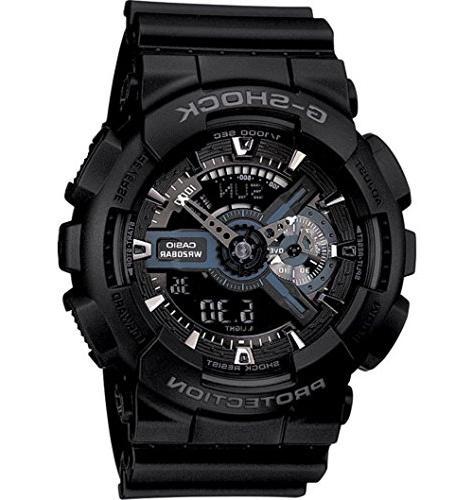 g shock display stealth watch