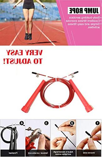 Gliding Core Sliders Set Exercise Resistance Bands 5 with Speed Rope Carry Bag for Low-Impact Exercises to Strengthen Core Abs, Elite