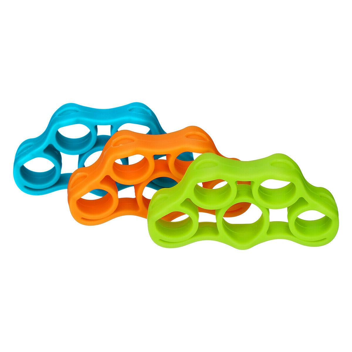 Hand Bands Finger Stretcher Exerciser Strengthener