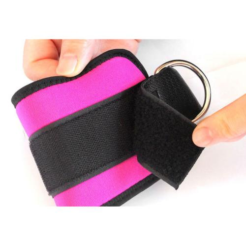 Heavy Foot Strap Training Cable Gym