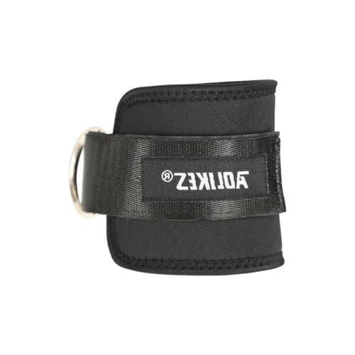 D-ring Duty Ankle Strap Cable Gym