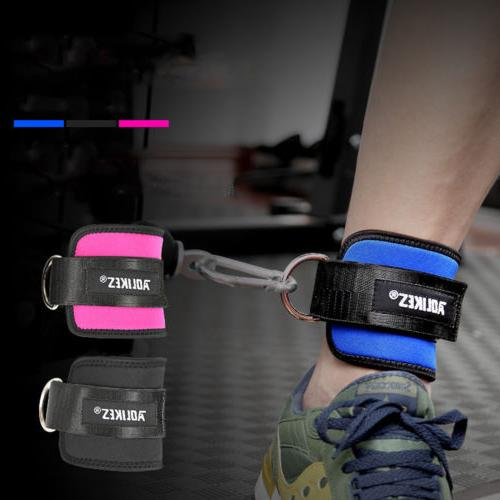 heavy duty foot ankle strap for cable