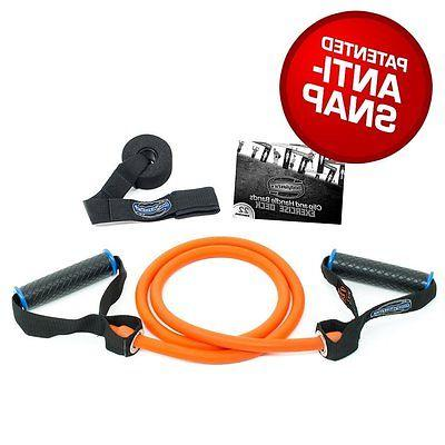 BODYLASTICS HEAVY Orange Band with PATENTED