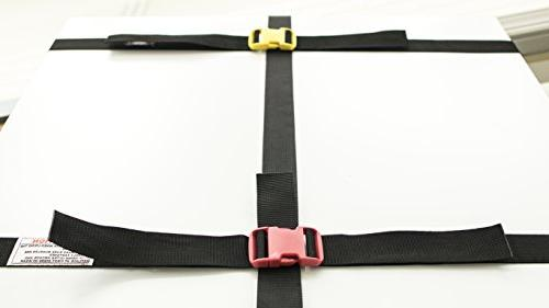 Bands Ultra Anchor with webbing, padding, stitching,