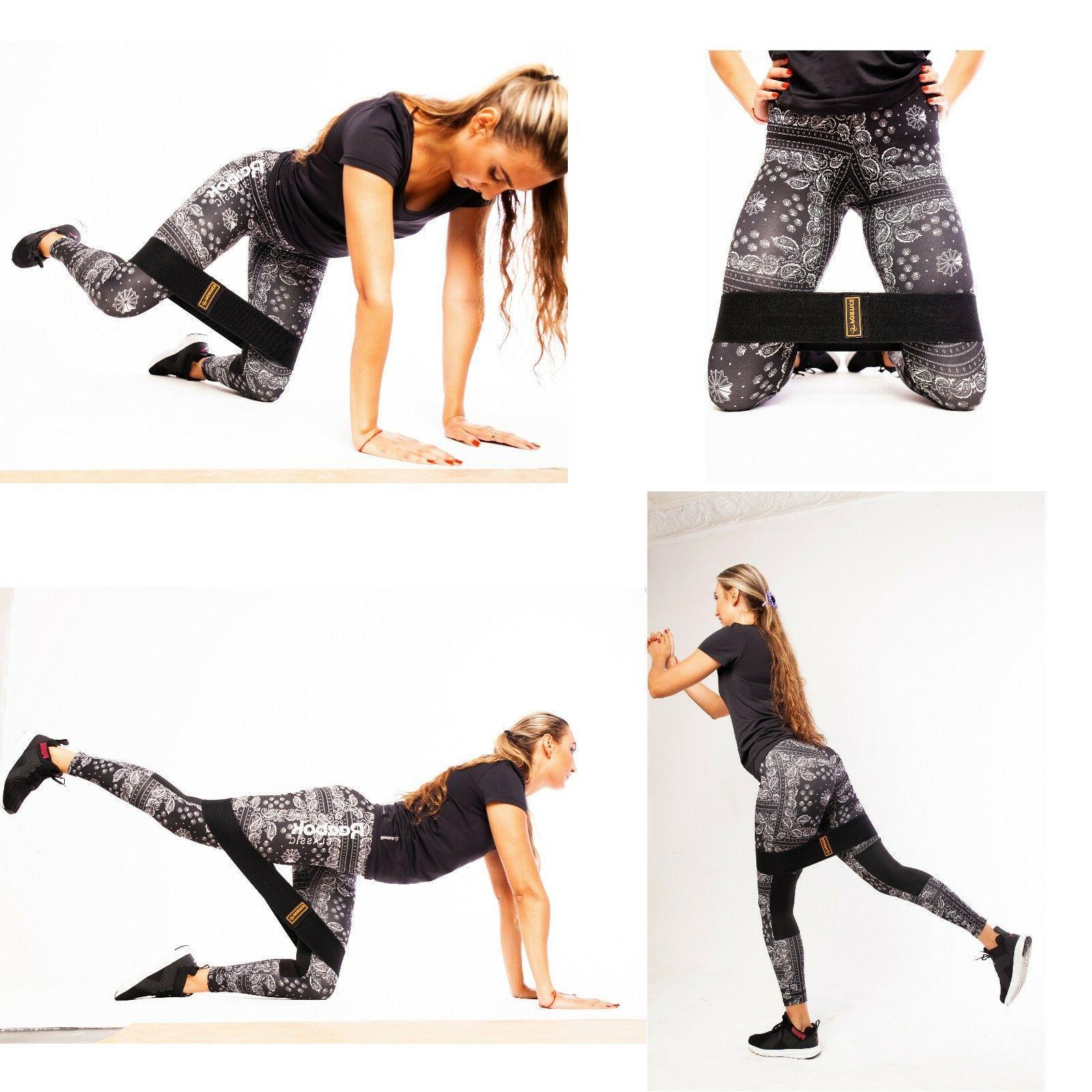 Hip Peach Booty Squat of Unisex Fitness