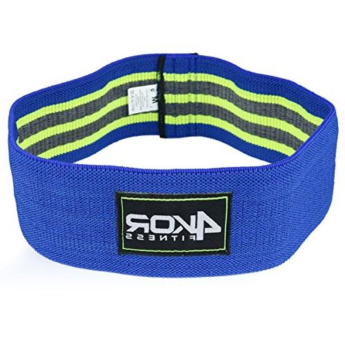 4KOR Band Set, Perfect Crossfit, Yoga, Physical and
