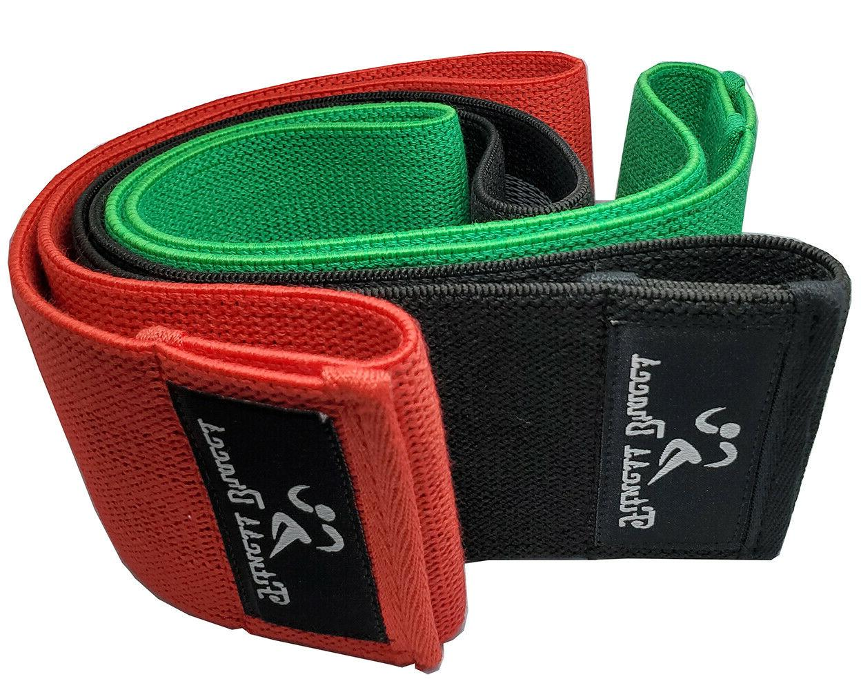 Resistance Hip Band Loop Workout Non-Slip Legs Exercise