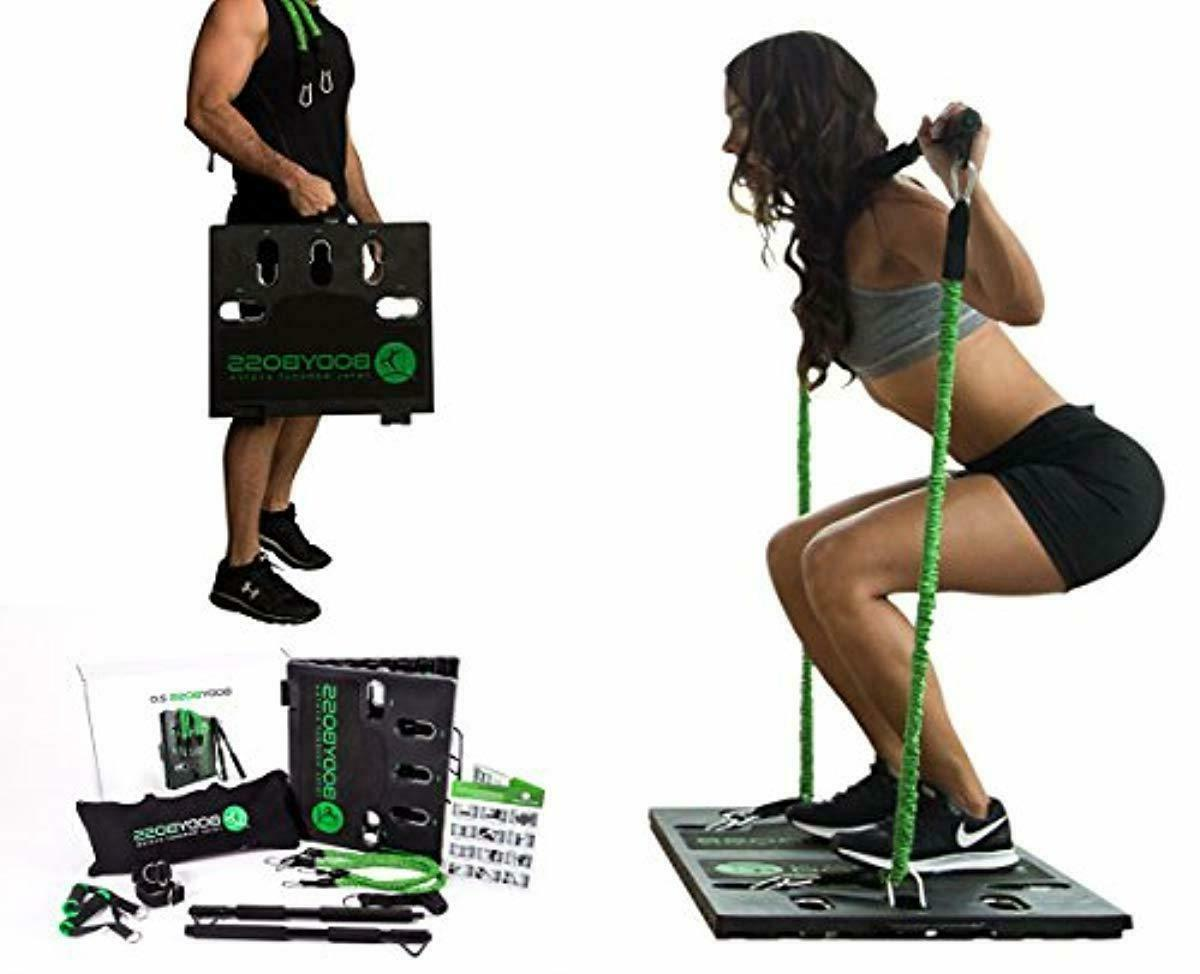 home gym 2 0 full portable gym