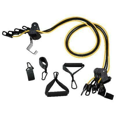 HOME GYM Attached Resistance Bands