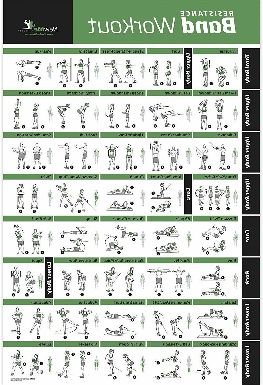 Home workout Set Yoga Equipments Training