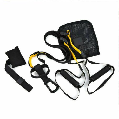 Resistance Bands Training Straps Gym workout Crossfit