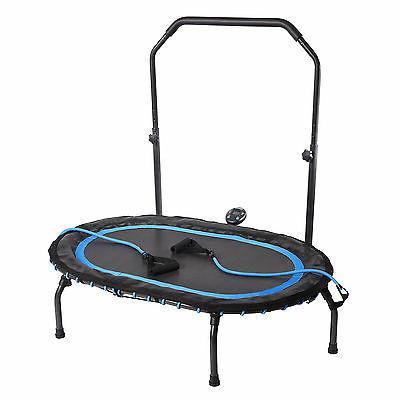 intone oval fitness trampoline