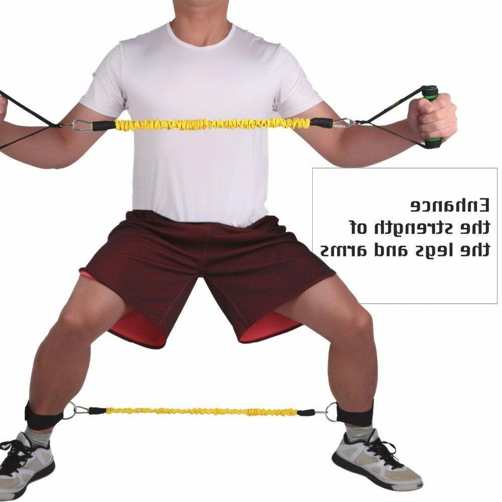 Elastic Bands Trainer Jump Band Strength Agility