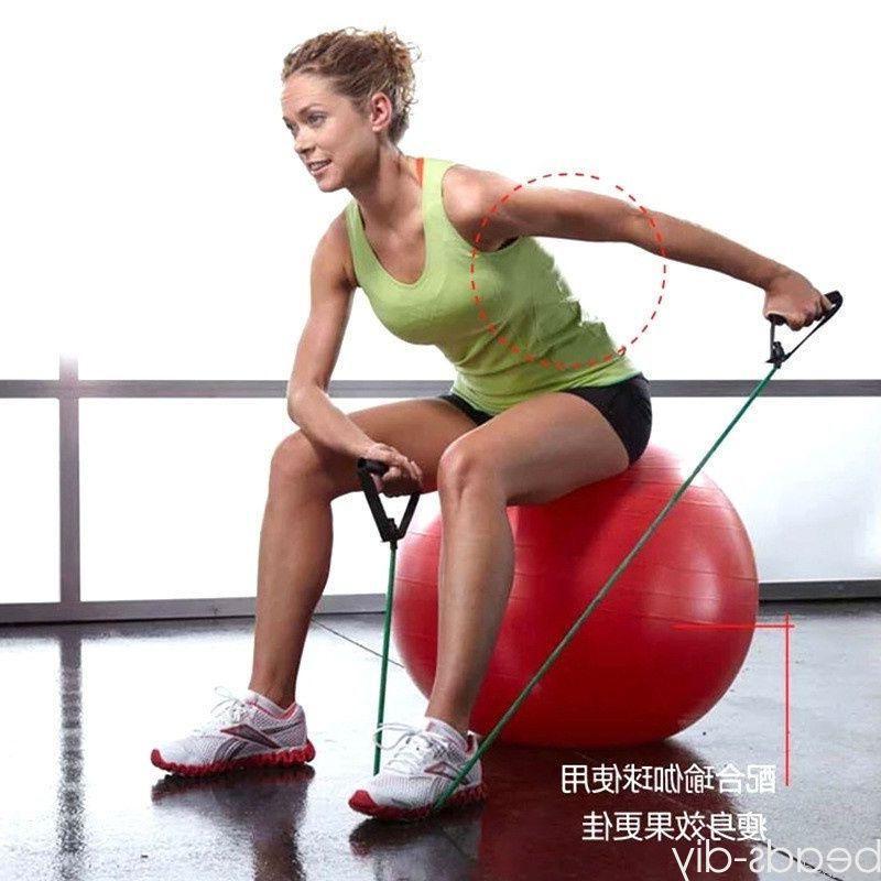 Latex Pilates Tube Gym Equipment