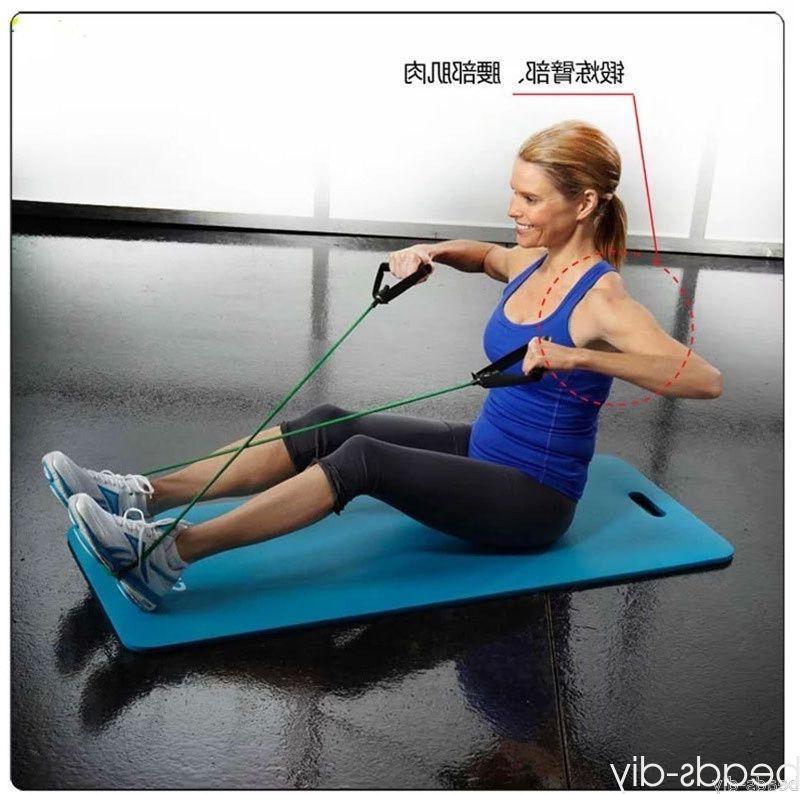 Latex Elastic Resistance Pilates Gym