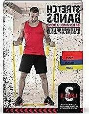 TKO LATEX-FREE STRENGTH BANDS FOR RESISTANCE EXERCISE BRAND