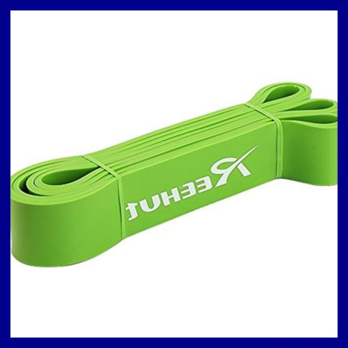 REEHUT Loop Band Pull Up Jump Stretch Workout