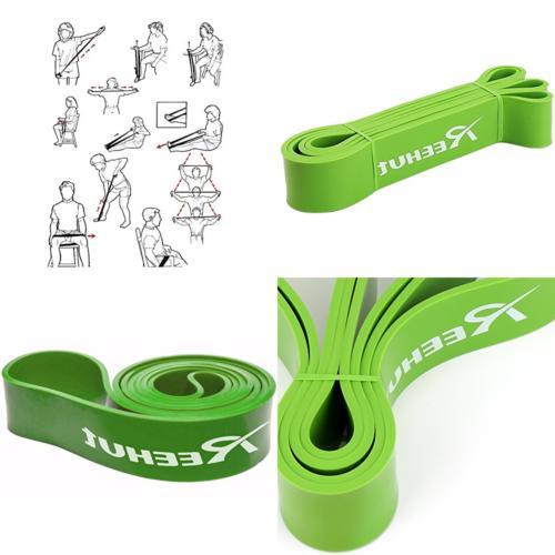 REEHUT Band Jump Stretch Workout