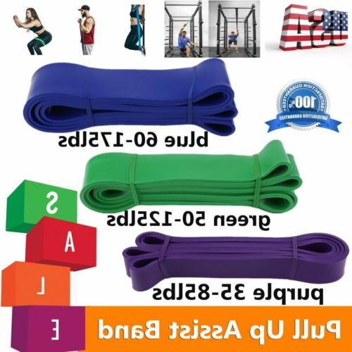 Latex Pull Bands Body Yoga Train
