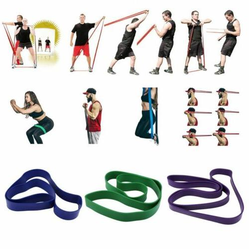 Latex Bands Body Yoga