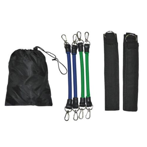 Resistance Tube Ankle Straps Trainers