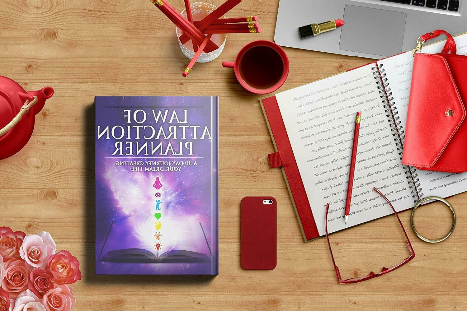 Freedom Mastery Attraction Goal Planner A5