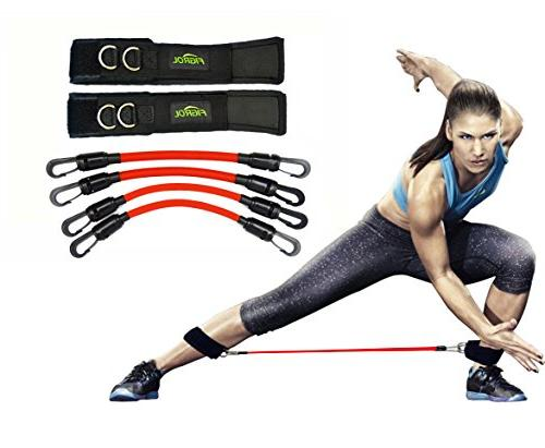 leg resistance bands speed agility