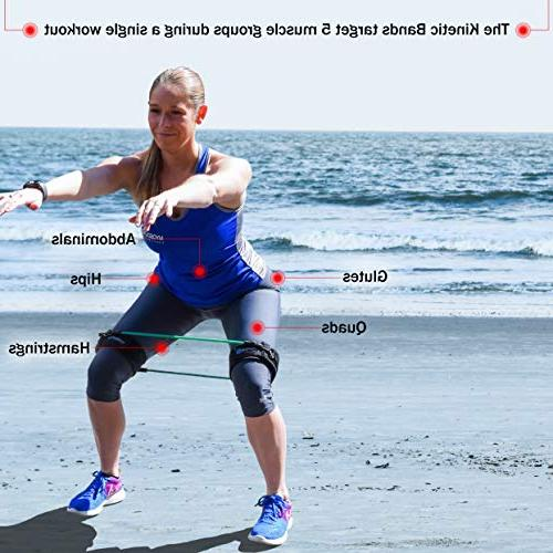 Kinetic Leg Speed Bands and Videos - Training Videos and Guides