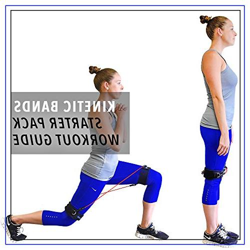 Kinetic Bands Leg Speed and Agility Videos - Training and Guides