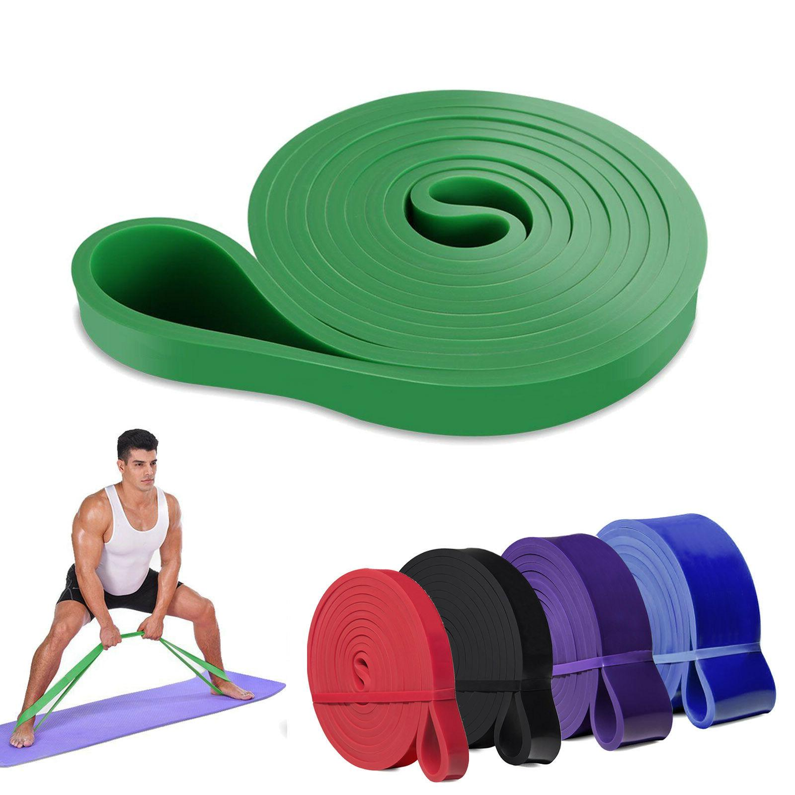 light to extremely heavy resistance bands f