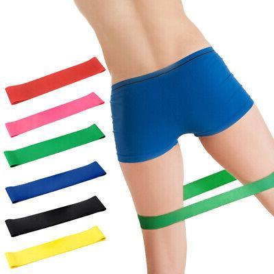 UNisex Loop Yoga Belt Bands Fitness