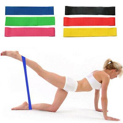 UNisex Resistance Exercise/Strength Elastic Loop Yoga Belt L