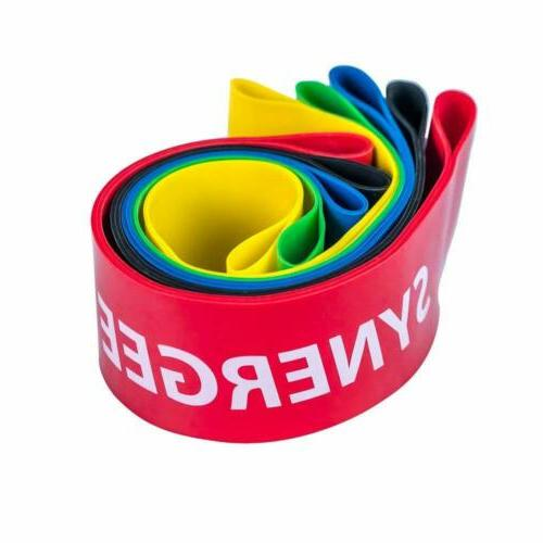 iheartsynergee Band Exercise 5 with