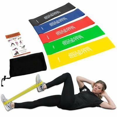 mini loop resistance bands 10 12 hip