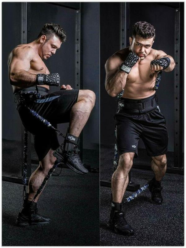 MMA Resistance Band Strength Equipment