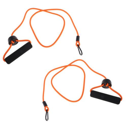 multifunctional pull rope resistance bands chest expander