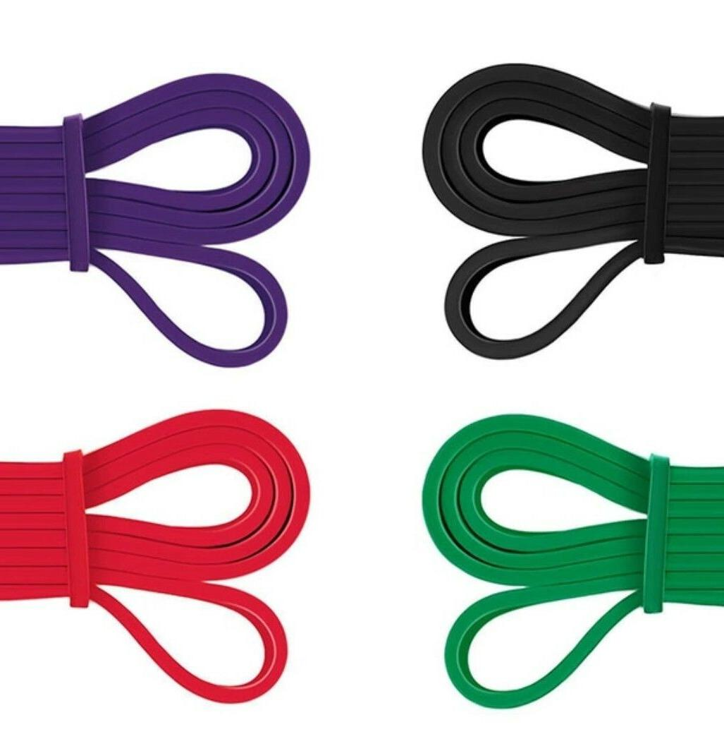 Muscle Up Resistance Loop Bands Exercise Mobility Fitness Gy