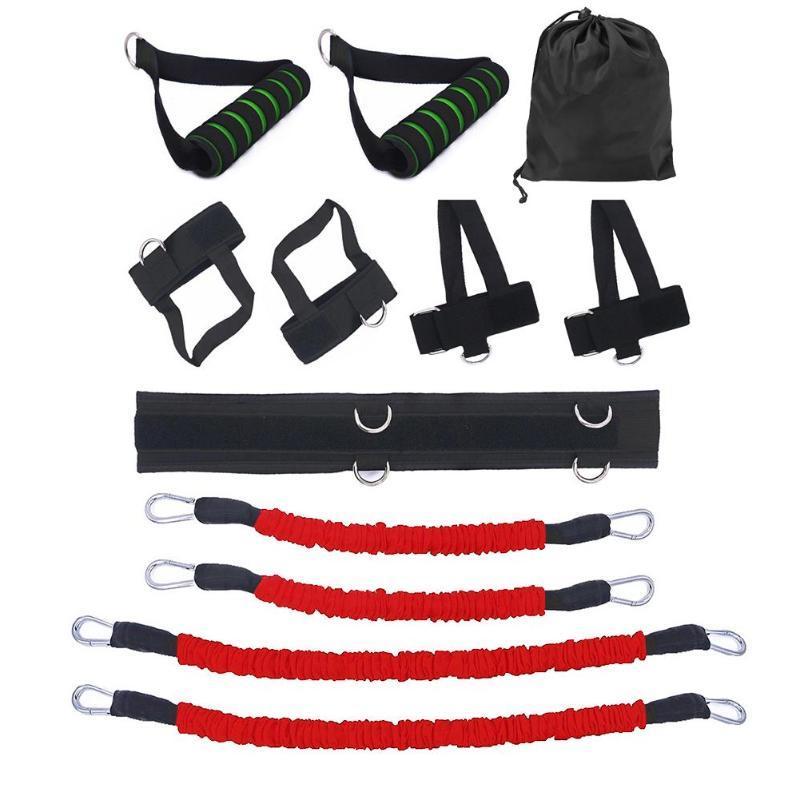 New Sports Belt Set Arm Strength <font><b>Equipment</b></font> Fitness <font><b>Resistance</b></font> <font><b>Bands</b></font>