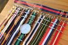 Nylon Watch Strap / Band Daniel Wellington Timex Weekender S