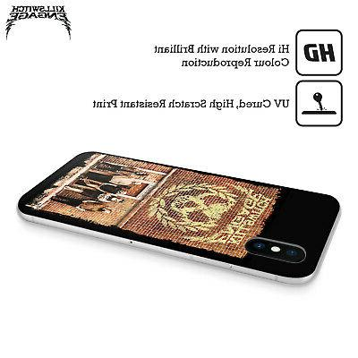 OFFICIAL KILLSWITCH ENGAGE BAND ART GEL APPLE iPHONE PHONES