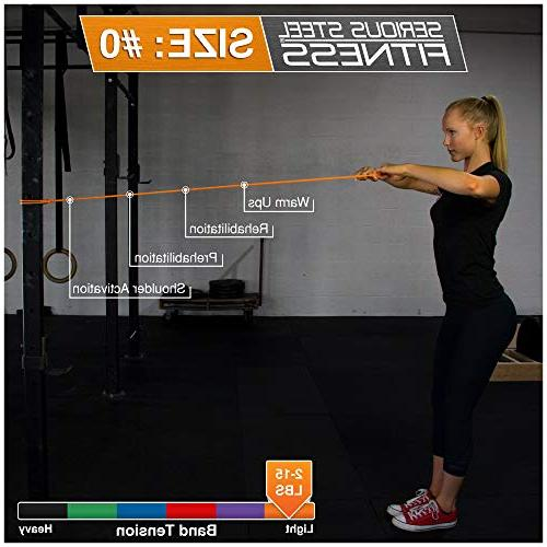 Serious Fitness - Micro Resistance and Mobility Band