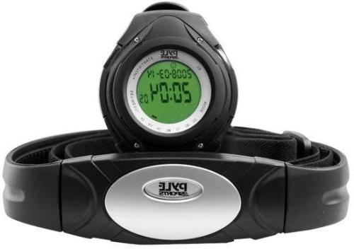 phrm38bk heart rate monitor watch