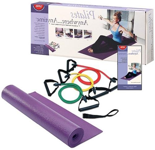 pilates anywhere anytime portable kit