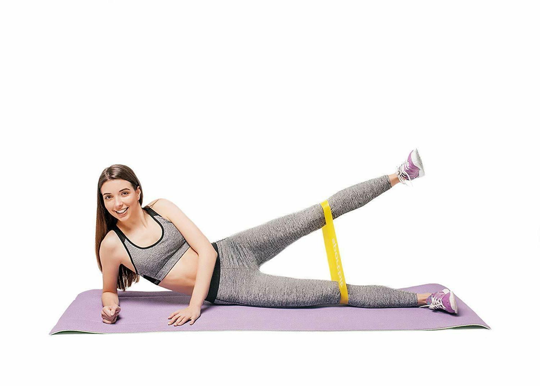 Pilates Flexbands Fitness Sports Bands Women