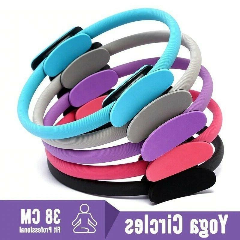 Pilates Ring Circle Yoga Gym/