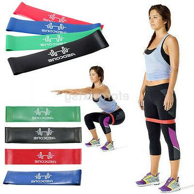 Fashion Loop Bands Mini Band Exercise Strength Fitness